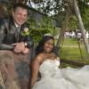 Marylin en Chris