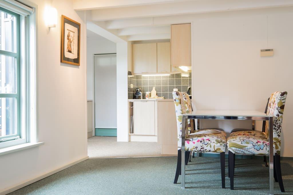 Half Open Keuken : Half open keuken. amazing tussen keuken en woonkamer with half open