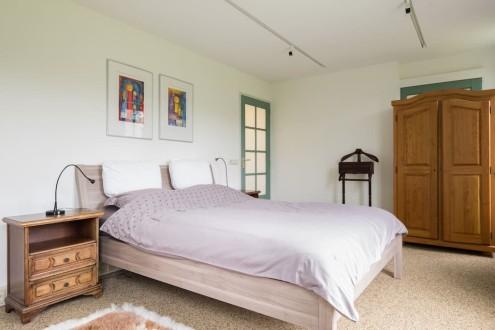 Koetshuis slaapkamer tweepersoonsbed2