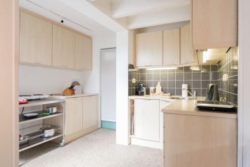 Koetshuis open keuken1